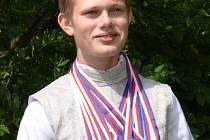 Ondřej Lasák přepsal historii, bral další mistrovské tituly.