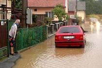 Pojištění. To je pro lidi žijící v záplavových oblastech nutnost.