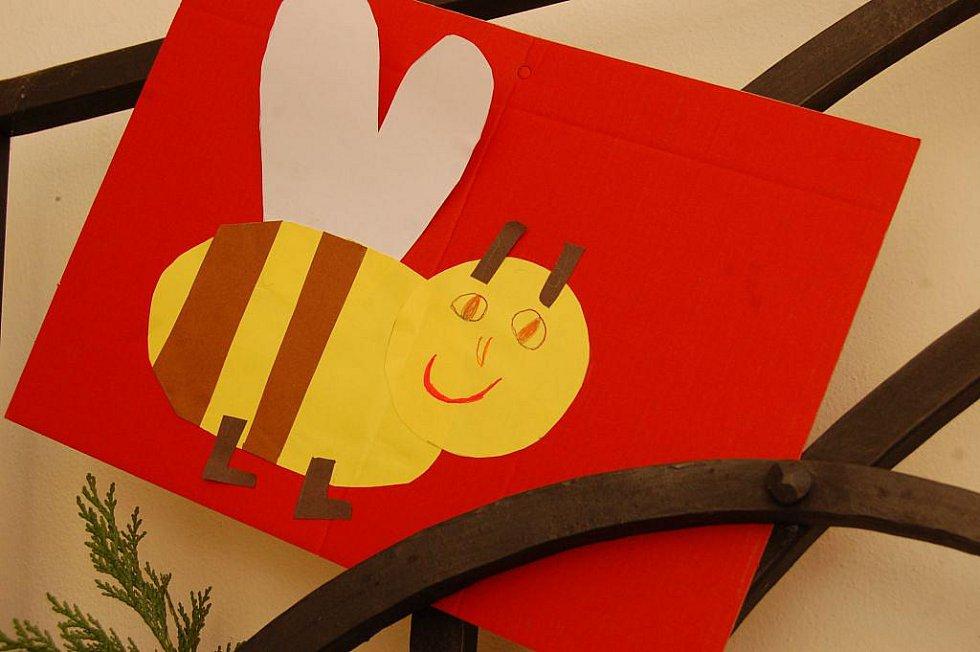 Medové mikulášské slavnosti. Tak se jmenuje akce, kterou v pátek a sobotu hostilo Arboretum v Novém Dvoře.