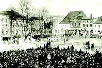 Přičlenění Hlučínska k Československu 4. února 1920.