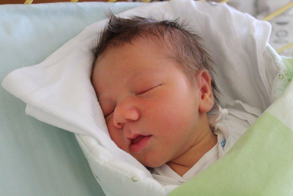 Tomáš Kubica se narodil 30. prosince 2018, vážil 3,67 kilogramu a měřil 50 centimetrů. Rodiče Lenka a Ondřej z Velkých Hoštic přejí svému prvorozenému synovi, aby byl v životě zdravý a šťastný.