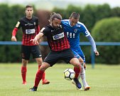 Přípravný zápas SFC Opava - MFK Vítkovice 23. června 2018. Pavel Zavadil - o.