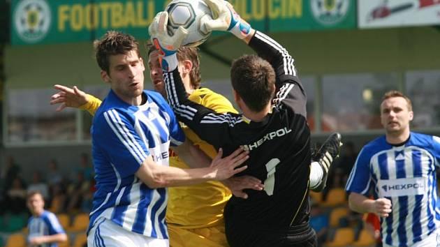 FC Hlučín - SK Uničov 0:3