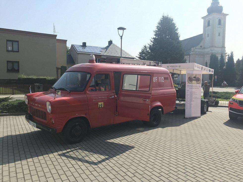 Oslavy 110. výročí založení Sboru dobrovolných hasičů Píšť a zároveň 24. Svatofloriánské setkání hasičů a hasičských zástav okresu Opava.