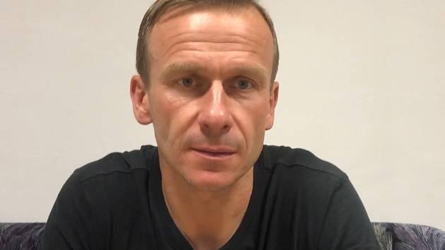 Trenér Ivan Kopecký.