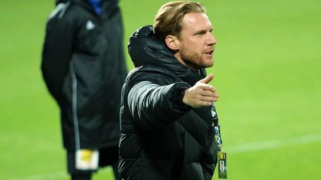 Radoslav Kováč, trenér Opavy