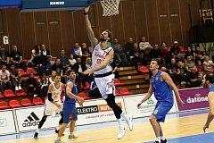 ČEZ Basketbal Nymburk - BK Opava 108:78.