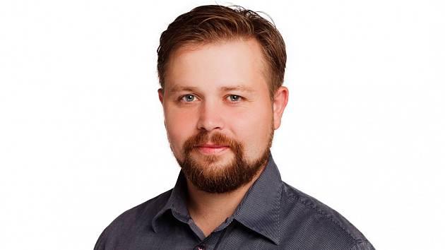 Dobrovolný zachránce Daniel Rother je i velitelem Humanitární jednotky ČČK.