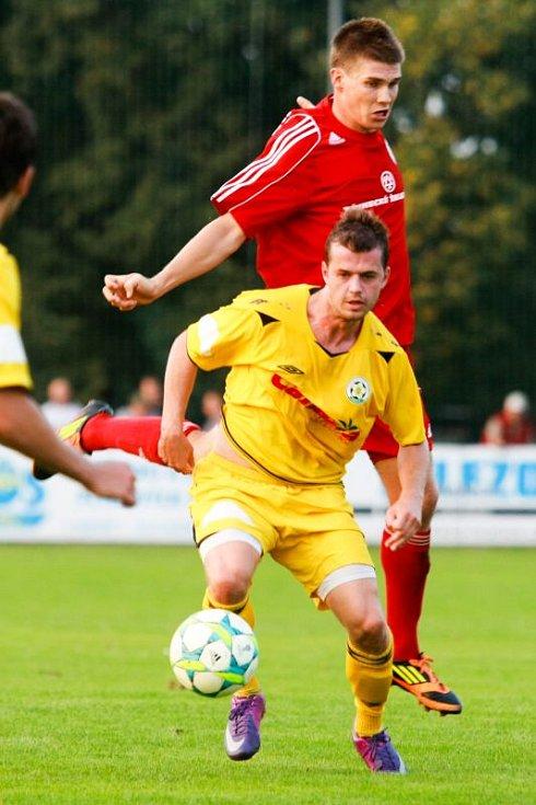 FC Hlučín – FK Fotbal Třinec 1:1, na penalty 3:4