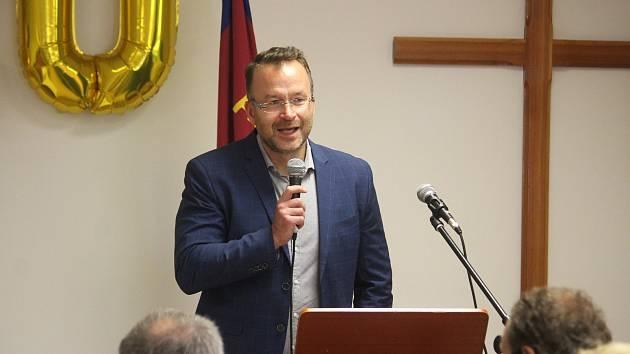 Náměstek primátora Igor Hendrych. Opava, 10. září, 2021.