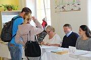 Volby 2018 v Opavě, pátek 5. října.