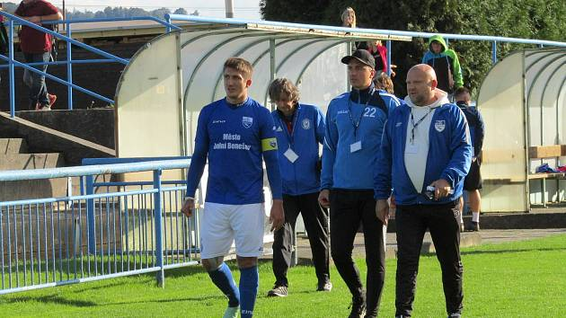Dolní Benešov začne MOL Cup v Polance. Foto: Petr Krömer