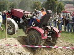 Zábava i adrenalin. Z Větřkovské traktoriády se postupně stává legendární akce.