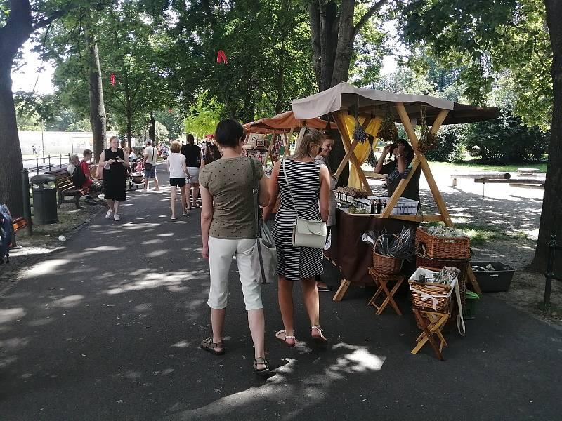 Festival oslavy bylin.