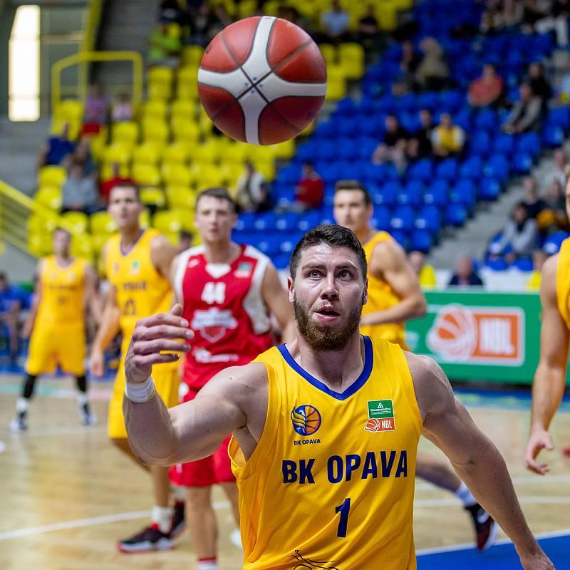 BK Opava-BK REDSTONE Olomoucko 101:93