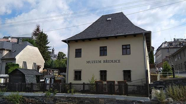 Muzeum břidlice nabízí zajímavé informace o životě v regionu.