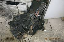 Hasiči likvidovali v neděli odpoledne požár v administrativní budově v Krnovské ulici v Opavě. Oheň způsobil škodu za zhruba 900 tisíc korun.