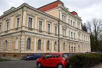 Psychiatrická nemocnice v Opavě. Ilustrační foto.