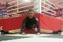 Pavla Petráska čeká v sobotu souboj s Petrem Čajnákem.