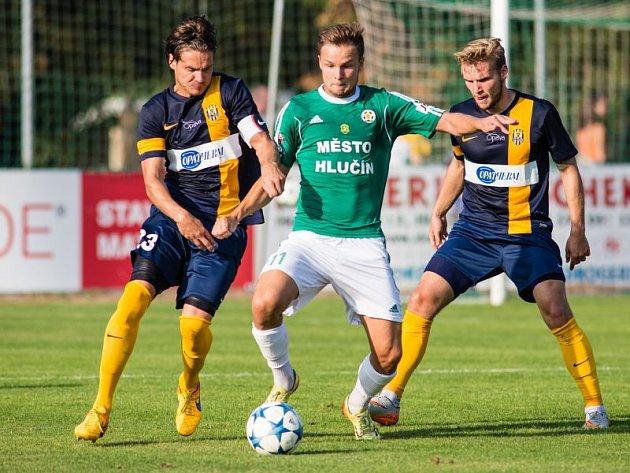 FC Hlučín – Slezský FC Opava 0:1