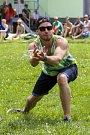 Týden divů tuto sobotu skončil vítězstvím loňských šampionů z Gummy. Na fotografiích hod vejcem.