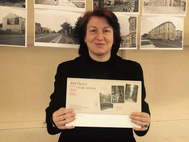 Autorkou kalendáře je historička Jaromíra Kvapíková.