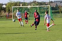 Fotbalisté z Vřesiny urvali tři body