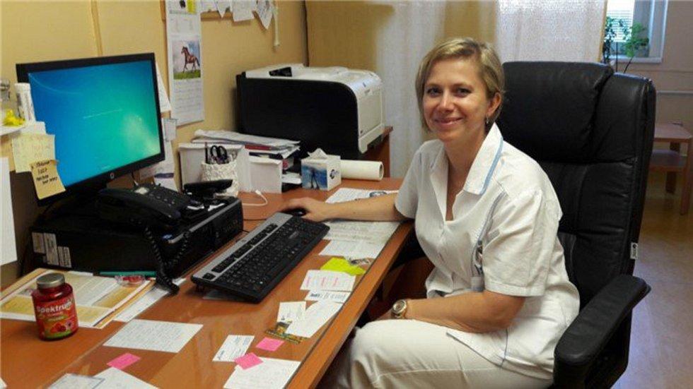 Zdravotní sestra - Ilustrační foto.