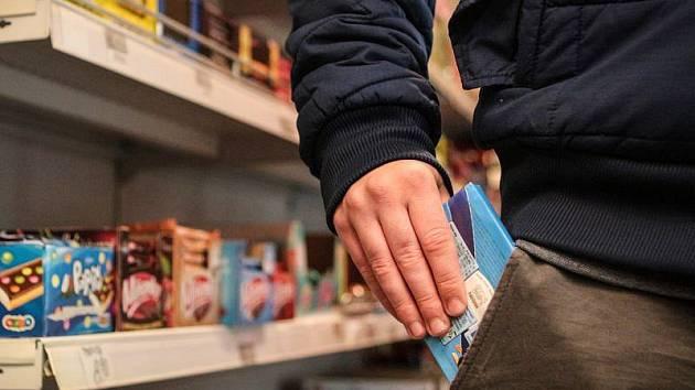 Čokolády jsou na Opavsku stále oblíbeným terčem zlodějů.