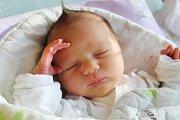 Sára Šindlerová se narodila 13. ledna, vážila 3,16 kilogramu a měřila 48 centimetrů. Rodiče Zuzana a Patrik z Opavy přejí své prvorozené dceři do života především zdraví, štěstí a úsměv na tváři.
