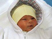 Tobiášek Blecha se narodil 19. března, vážil 2,92 kilogramů a měřil 48 centimetrů. Rodiče Veronika a Radek z Bruntálu přejí Tobiáškovi do života hlavně zdravíčko, štěstíčko a spoustu lásky. Na Tobiáška se už doma těší starší bráška Michálek.