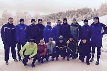Fotbalisté Bolatic před nedávnem absolvovali soustředění v Klokočově.