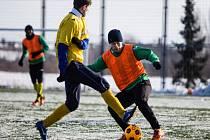 Kravaře – Hlučín U19 1:1