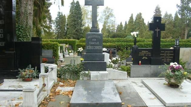 Hrobka Kürschnerovy rodiny je kulturní památkou.