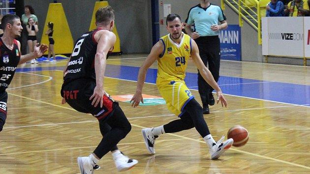 Basketbal: BK Opava - Tuři Svitavy