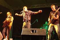 Kapela Two men whose love´s music.