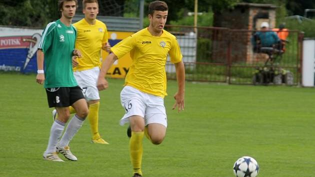 FC Hlučín U19 - FK Baník Most U19 1:0