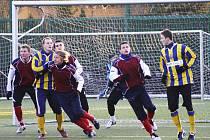 Slezský FC Opava - FC Trul Mikulovice 4:1