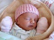Melánie Stuchlíková se narodila rodičům Petře a Přemyslu 11. dubna, vážila 2,02 kilogramů a měřila 43 centimetrů. Dělá radost také sestřičce Sofince.
