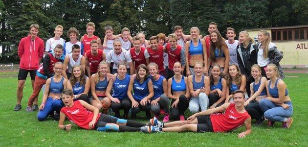 Žáci opavského Sokola skončili na mistrovství republiky bronzoví.