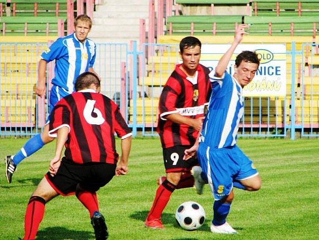 Havířov - Slezský FC Opava B 0:2