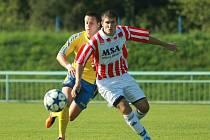 FC MSA Dolní Benešov - FK Krnov 2:1