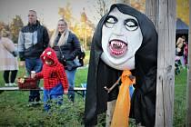 Halloween a dýňové hody, Hlučín, 24. 10. 2021