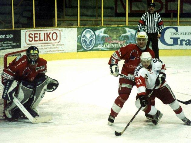 Opava má opět dospělý hokej. Po dvouleté pauze se opět hokejový fanoušek v Opavě dočká mužského hokeje.