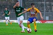 Slezský FC Opava – Jablonec 2:0, 7. kolo FORTUNA:LIGY, 1. září 2018