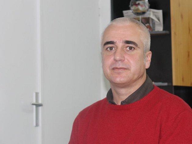 Hynek Woitek, odvolaný ředitel dopravního podniku.