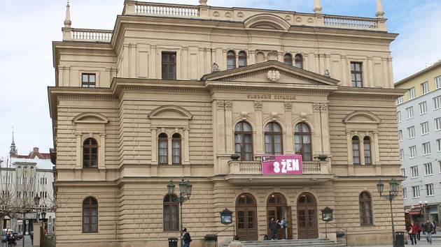 Slezské divadlo. Ilustrační foto.