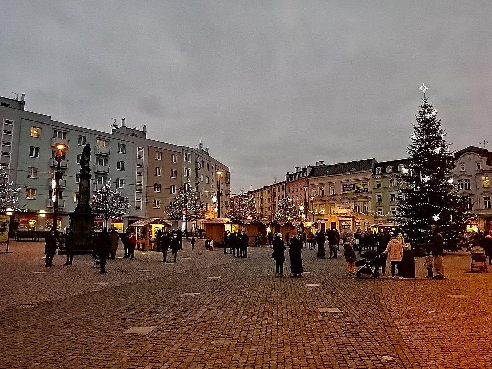 Co přinesly poslední vánoční trhy v Opavě?
