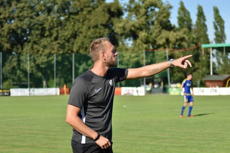 Hlučínské fotbalisty nyní trénuje Roman West