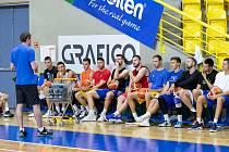 Zahájení sezóny 2019/2020 opavských basketbalistů.